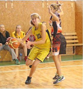 Lietuvos jaunučių merginų (1999-2000 m. g.) krepšinio čempionato rungtynės