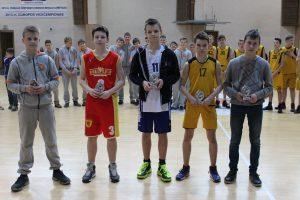 Vaikų berniukų (2001/2002 m. g.) krepšinio turnyras
