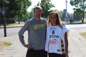 """""""Kamuolio skrydis, suvienijęs Lietuvą!"""" aplankė ir Šiaulius !!!"""