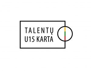 """""""Talentų U15 karta"""""""