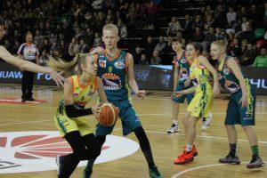 Saulė Dambrauskaitė NIKE kovo mėnesio merginų krepšininkių simboliniame penkete !