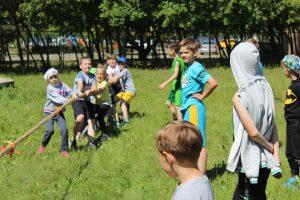 Vasaros dienos stovykla (2 diena)