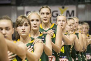 Šiaulietės sėkmingai atstovauja Lietuvai