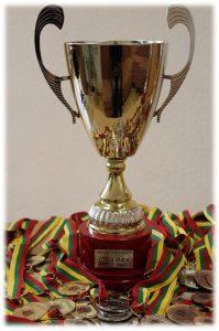 SAULĖ EASTER CUP 2015