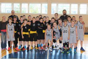 """Krepšinio akademijoje """"Saulė"""" svečiavosi kolegos iš Švedijos"""
