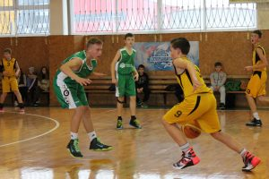Lietuvos vaikų berniukų U14 (2002 m. g.) krepšinio čempionato 2 diviziono rungtynės