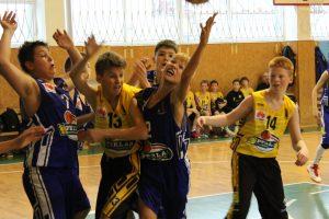 Lietuvos vaikų berniukų U13 (2003 m. g.) krepšinio čempionato 1 diviziono rungtynės