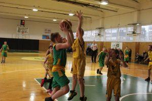 """Startavo berniukų U12 (2004 m. g.) krepšinio čempionato """"Pirmasis iššūkis"""""""