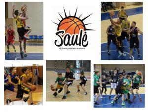 """Pergalingas krepšinio akademijos """"Saulė"""" auklėtinių savaitgalis !!!"""