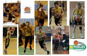 """Krepšinio akademijos """"Saulė"""" auklėtiniai 2016 m. pradėjo pergalingai !"""