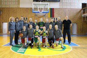 Lietuvos šešiolikmečių (U16) merginų rinktinė