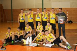 """Krepšinio akademijos """"Saulė"""" auklėtiniai šv. Velykas sutiko Čekijoje"""