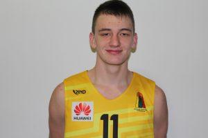 Lorenas Stoškevičius geriausias mėnesio žaidėjas